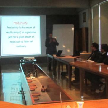 Motivational Society Seminar Glimpse
